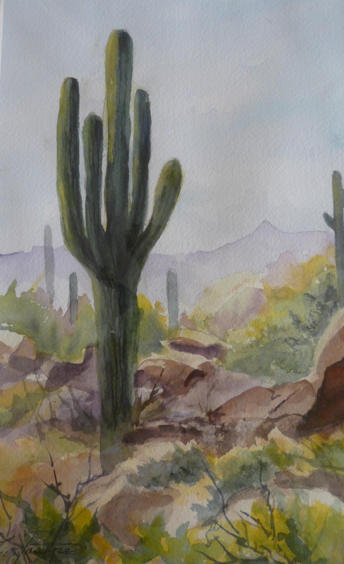 DESERT BEAUTY by  Jean Pastore - Masterpiece Online
