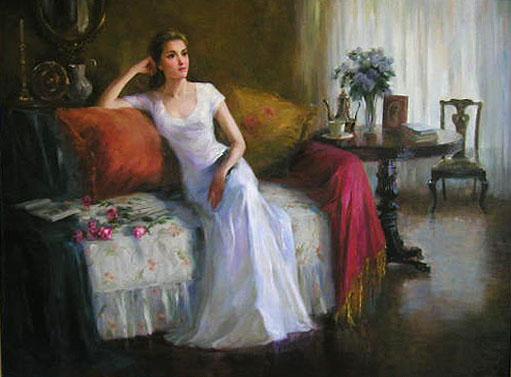 Contemplation by  Kelvin  Lei - Masterpiece Online