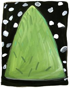 Mountain 2 by  Maira Kalman - Masterpiece Online
