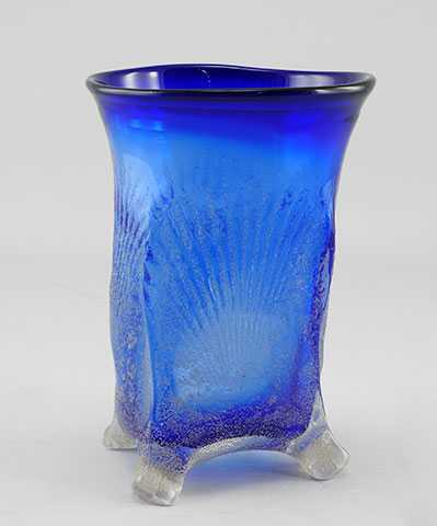 Vase/Blue by  Neal Drobnis - Masterpiece Online