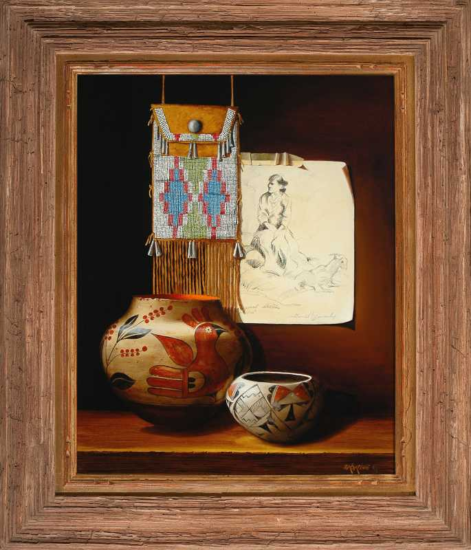 Gerald Cassidy Cho ... by  Chuck Sabatino - Masterpiece Online