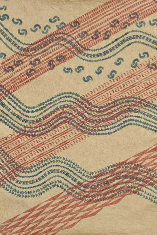 Red And Green On Brown by  Moana Eisele - Masterpiece Online