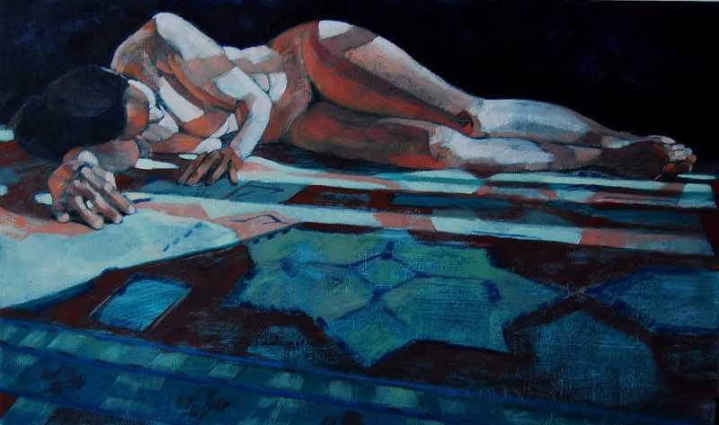 Morning Light on Craz... by  Jayne Adams - Masterpiece Online
