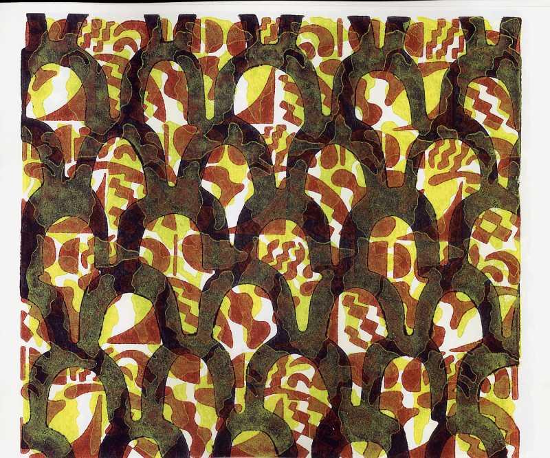 Multicolor 10 (2010) by  Brendt Berger - Masterpiece Online