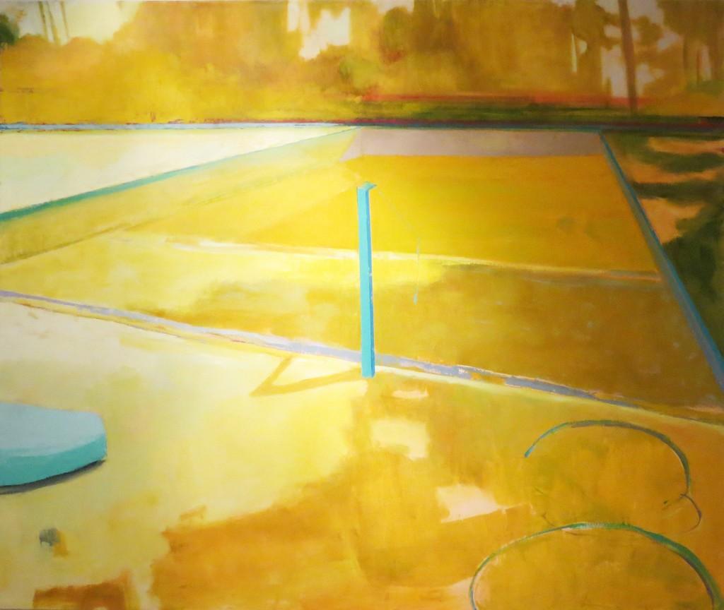 Remembered Pool  by  Jena Thomas
