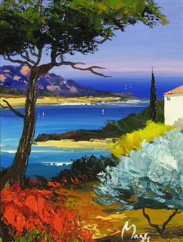 Colors of Summer by  Louis  Magre - Masterpiece Online