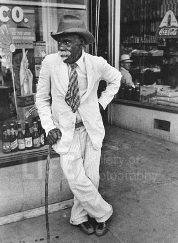 African American Man ... by  Alfred Eisenstaedt - Masterpiece Online