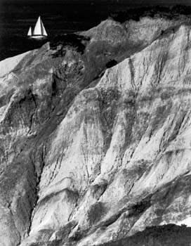 Gay Head Cliffs with ... by  Alfred Eisenstaedt - Masterpiece Online