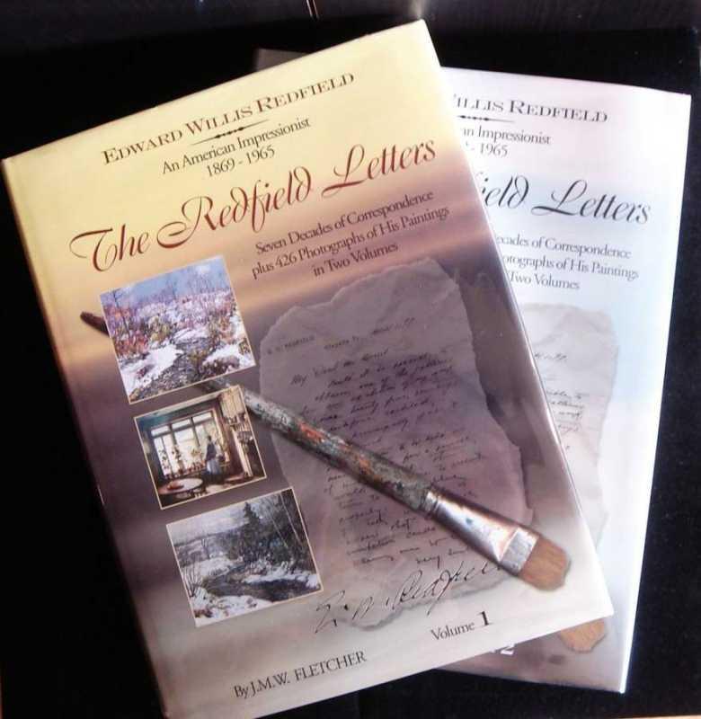 The Redfield Letters by  J. M. W. Fletcher - Masterpiece Online