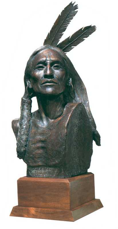 Crazy Horse 25/25 by Mr. Joe Beeler - Masterpiece Online