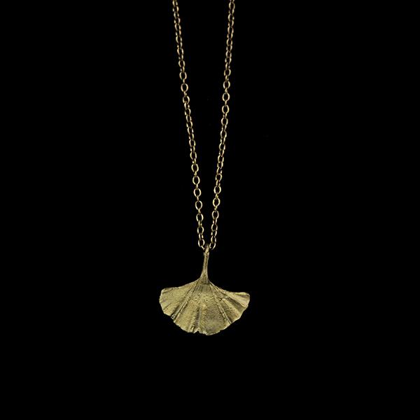 Ginkgo Single Leaf 16