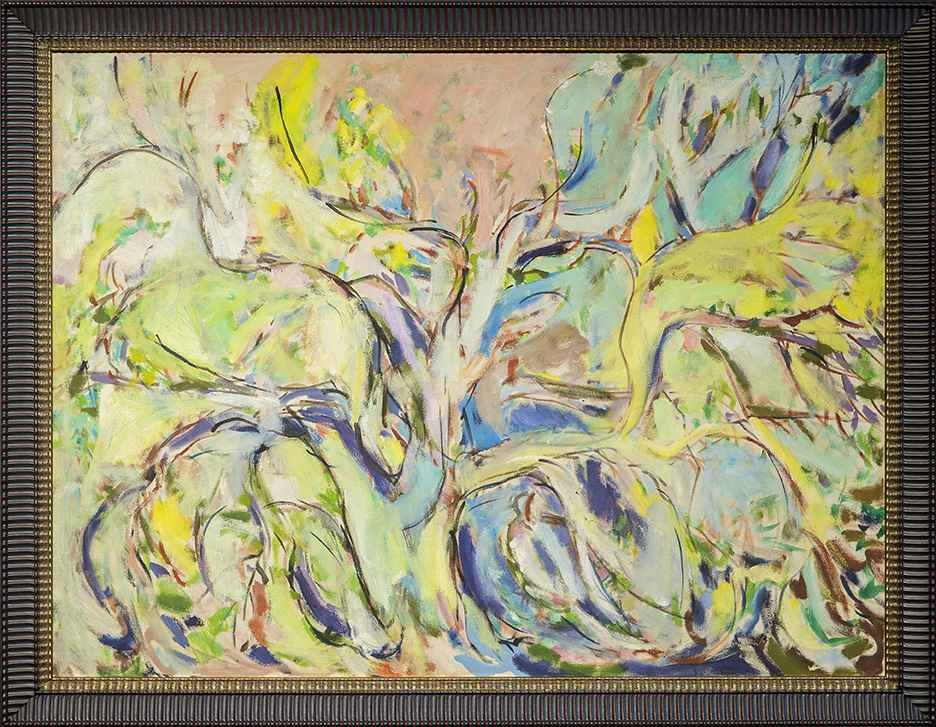 Tree Branches by Harriet Holden Nash