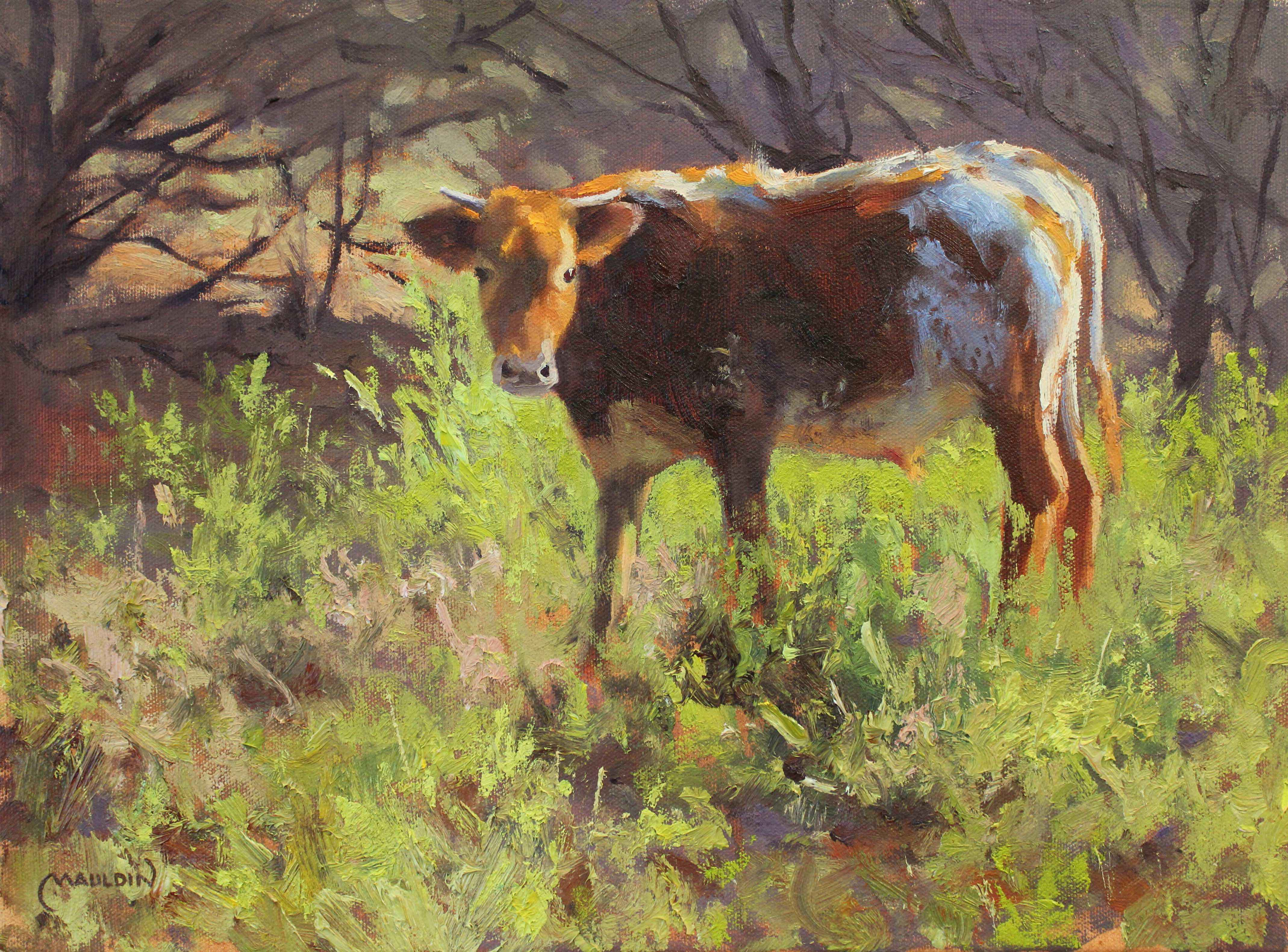 Not Short for Long by  Chuck Mauldin - Masterpiece Online