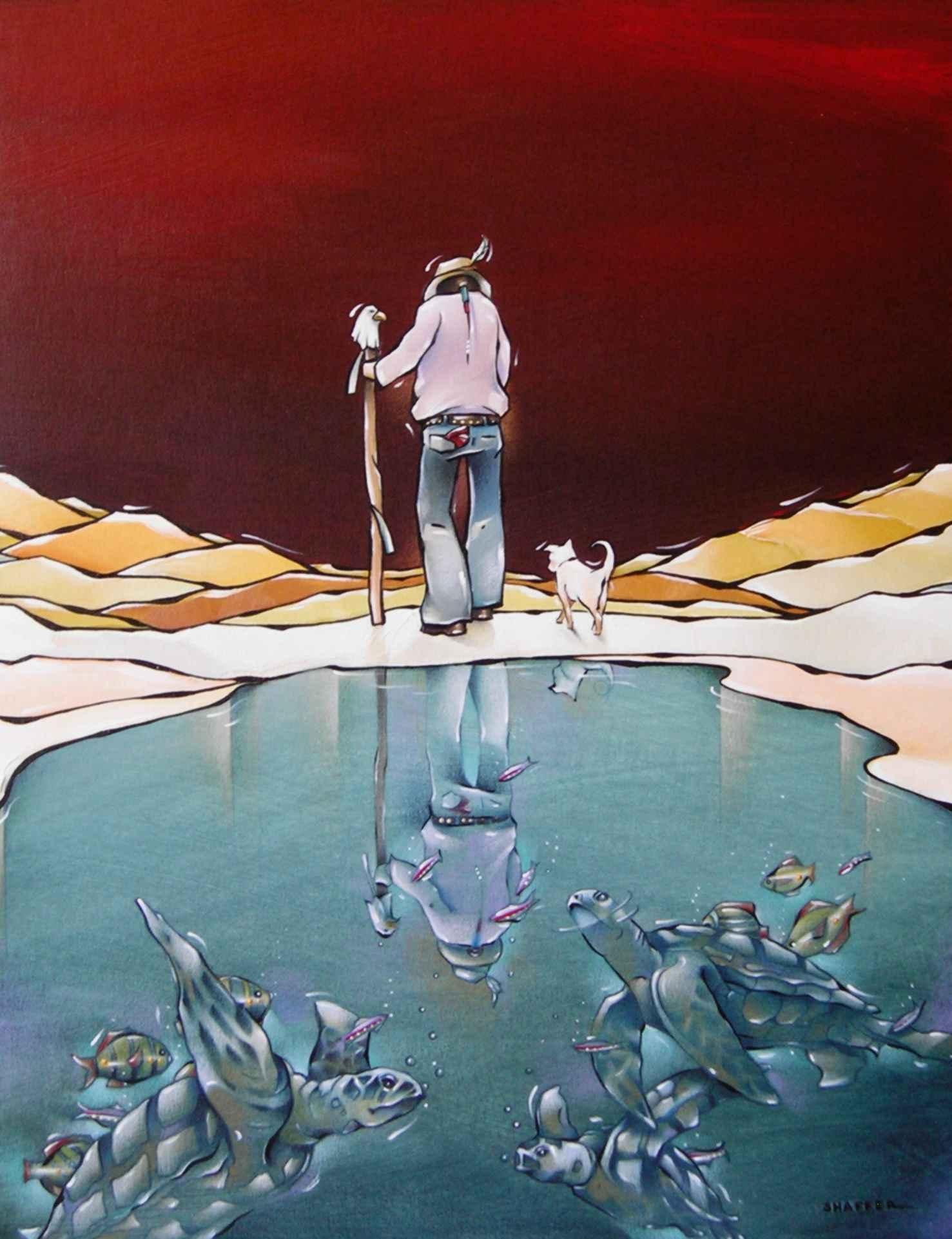 My Journey by  SJ. Shaffer - Masterpiece Online