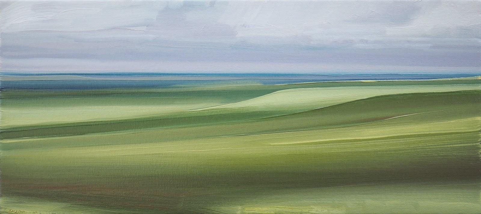 Upland Shadows by  Lisa Grossman - Masterpiece Online
