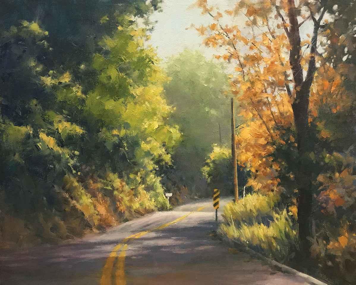 Backroad Home