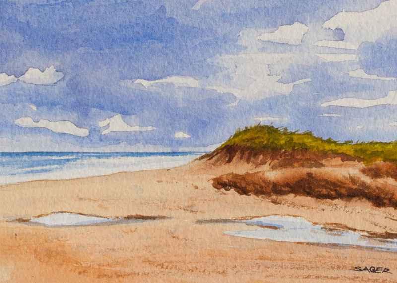 South Beach Breeze by  Scott Sager - Masterpiece Online