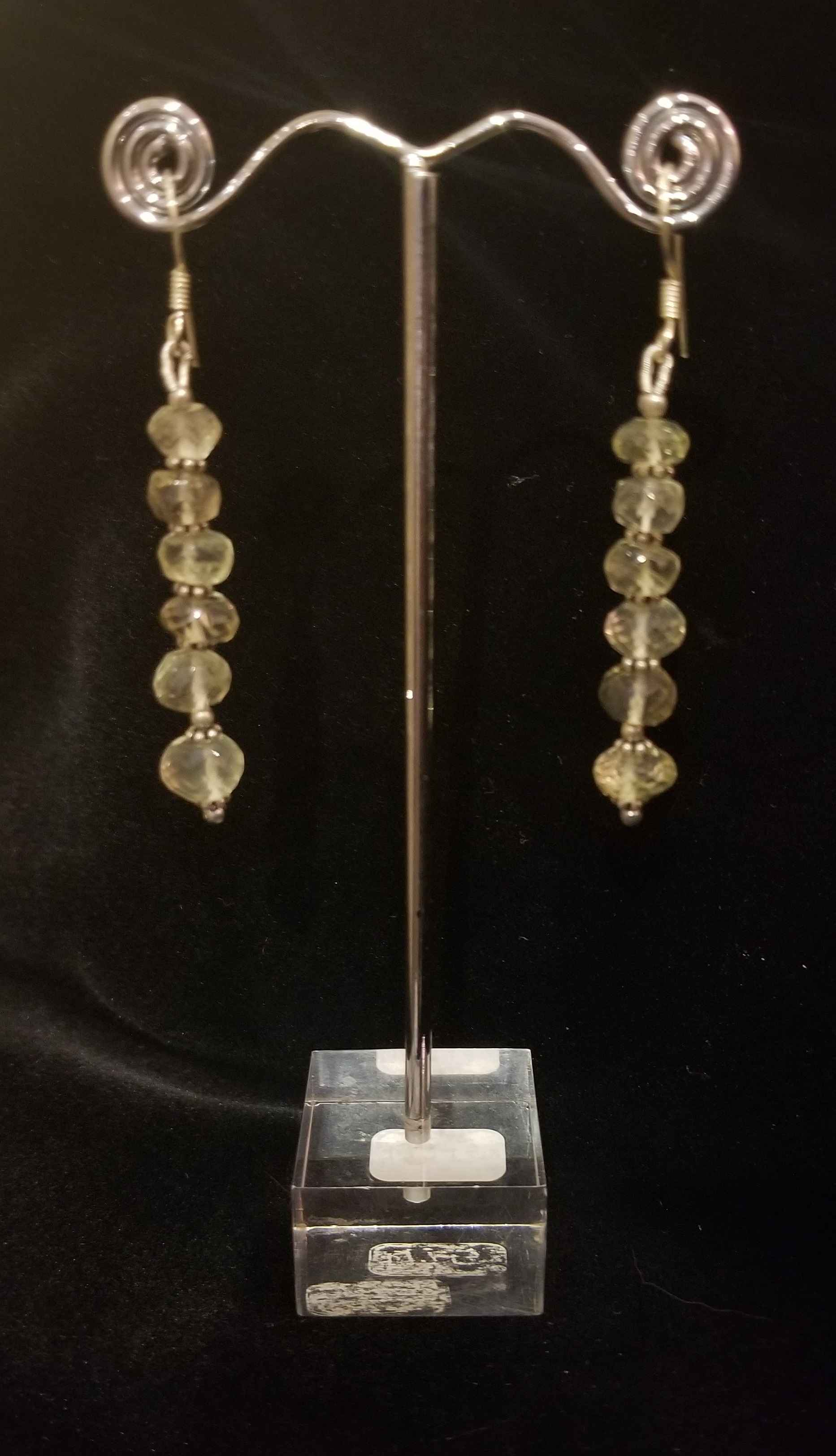 Earrings - Lg. Rounds... by  Gallery Pieces - Masterpiece Online