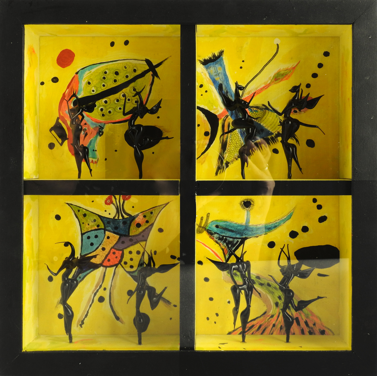 Dance of Icons by  Shane Fero - Masterpiece Online