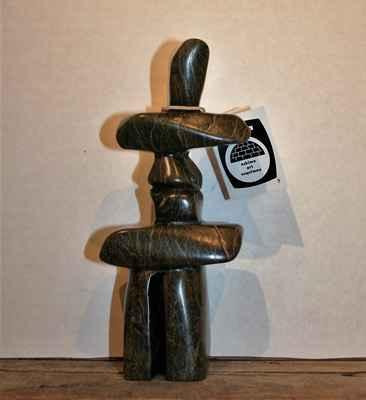 Inuksuk 9786 Serpenti... by  Toly Peotoosoo - Masterpiece Online