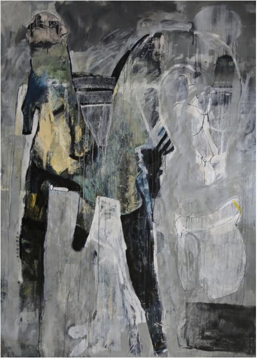 Gaur by  Dariusz Labuzek - Masterpiece Online