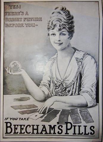 Beecham's Pills Ads (... by   Unknown - Masterpiece Online
