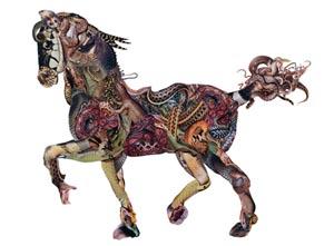 Snake Horse  by  Stephen Parlato