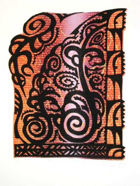 Na Mo'o Ed: 2/10 by  Herman Pi'ikea Clark - Masterpiece Online