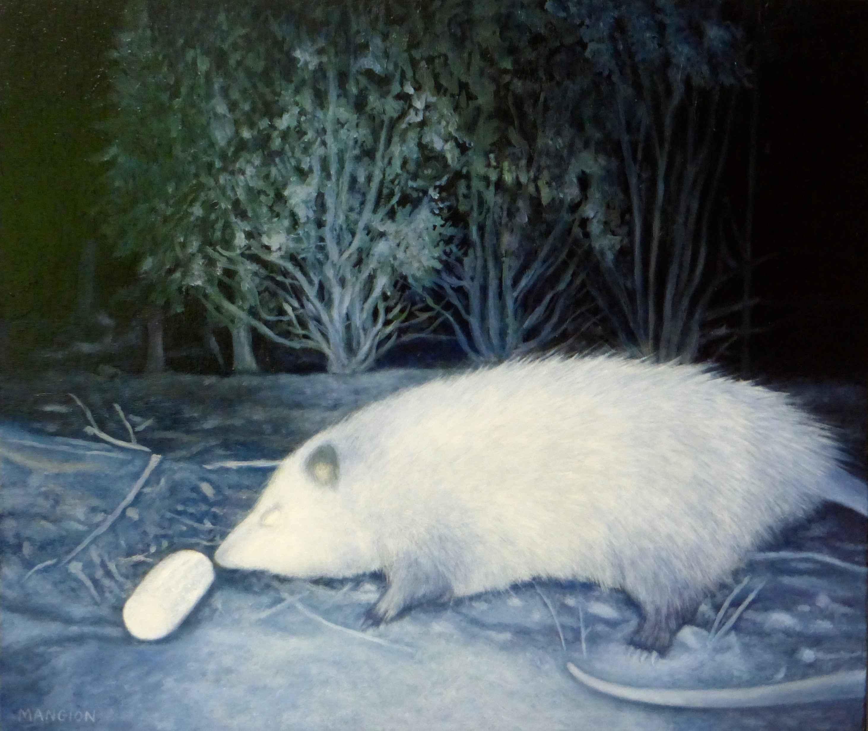 The Possum by  Valerie Mangion - Masterpiece Online