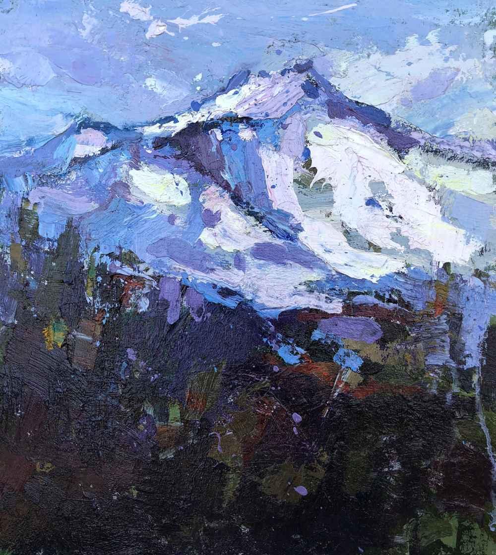 Mt. Washington by  Ken Roth - Masterpiece Online