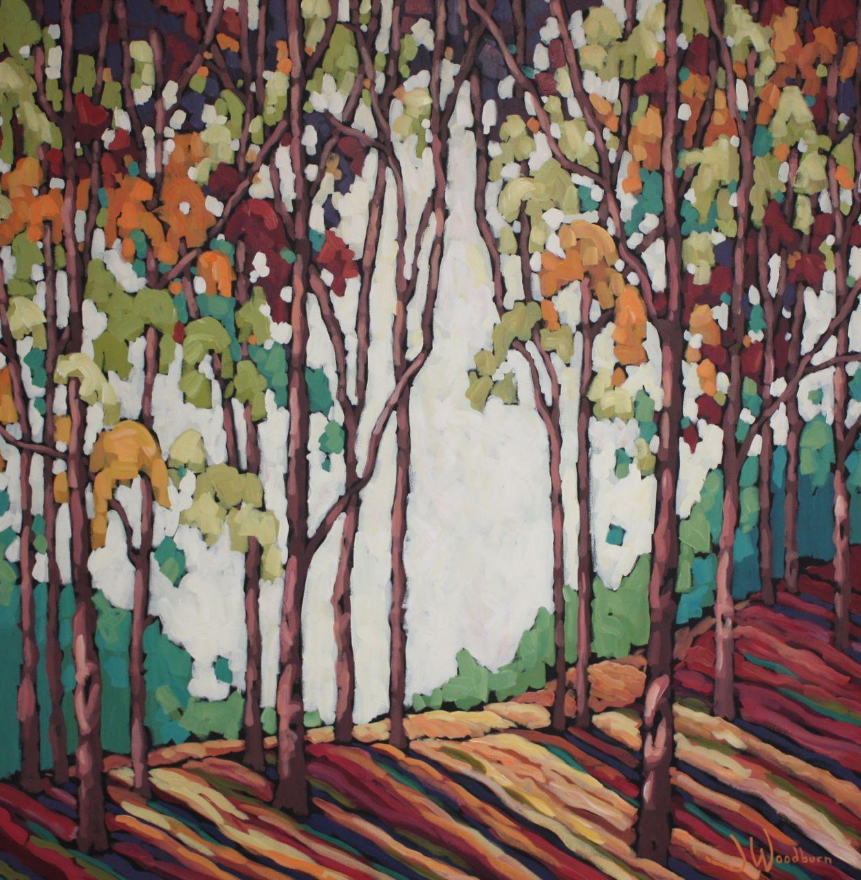 Gems of Fall by Ms Jennifer Woodburn - Masterpiece Online