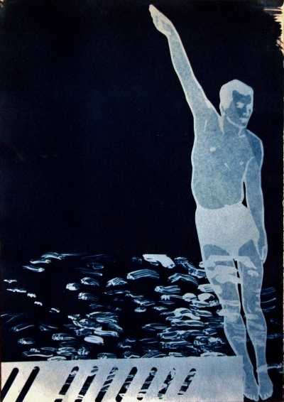The Swimmer by  Laura Smith - Masterpiece Online