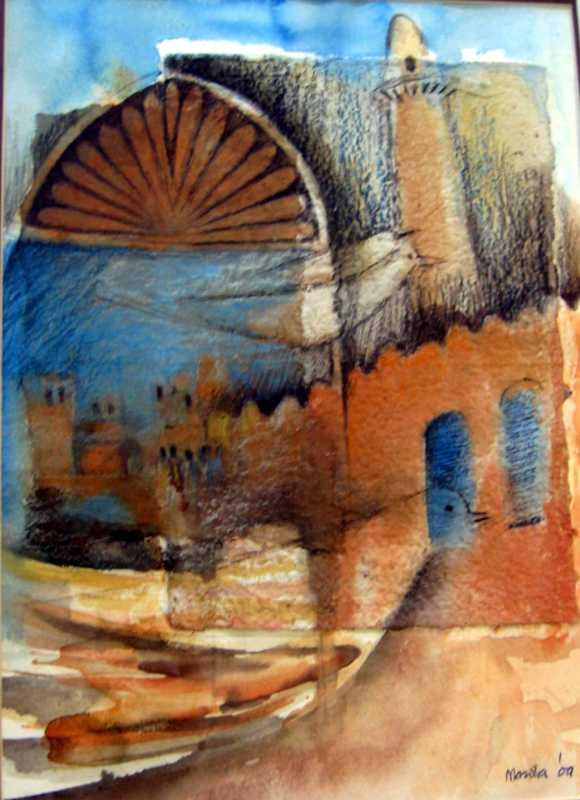 Morocco 111 by Mr. Patrick Mazola - Masterpiece Online
