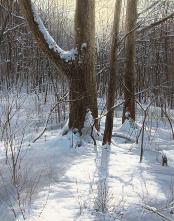 Forked Tree - Early F... by  Michael Wheeler - Masterpiece Online