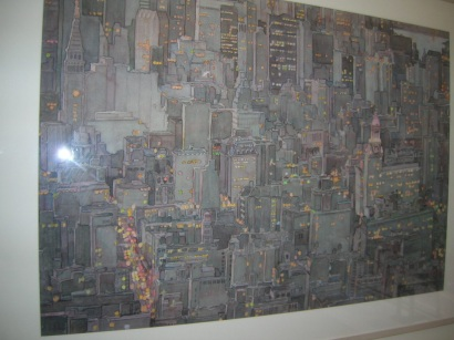 New York City by  George Harkins - Masterpiece Online