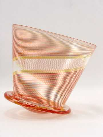 Rolling Glass/Red by  Pamina Traylor - Masterpiece Online