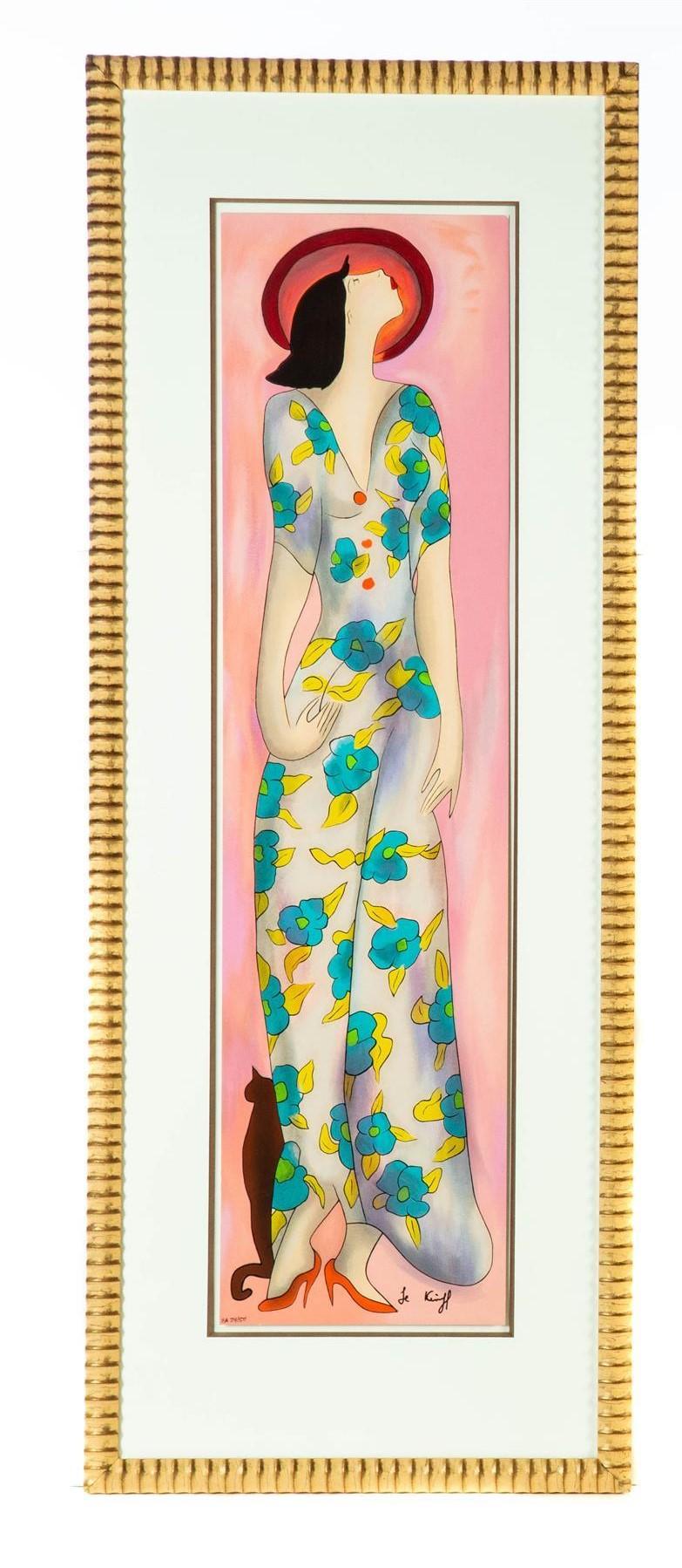 Fraicheur (Freshness) by  Linda Le Kinff - Masterpiece Online