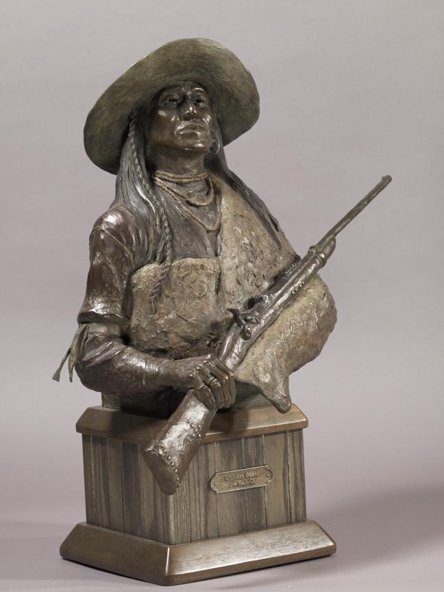Whiskey Guard 4/45 by Mr. Joe Beeler - Masterpiece Online