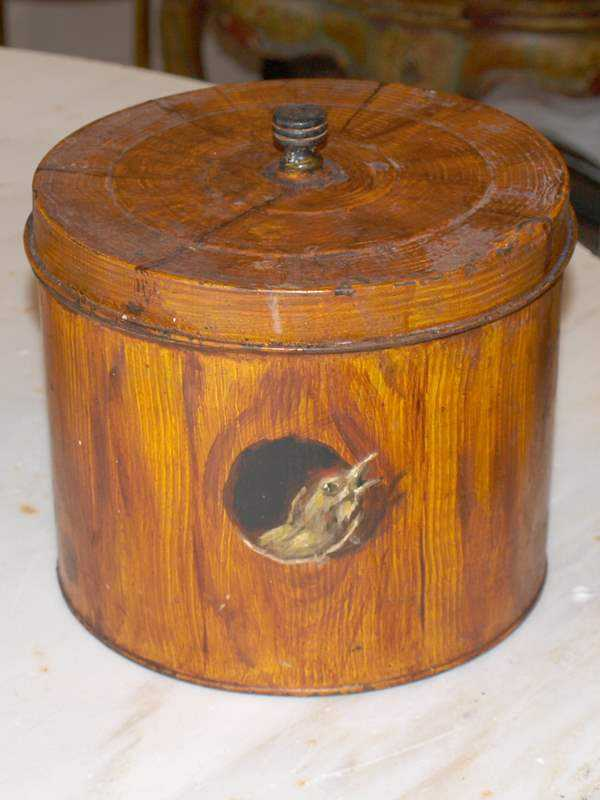 Tole Box by  French  - Masterpiece Online