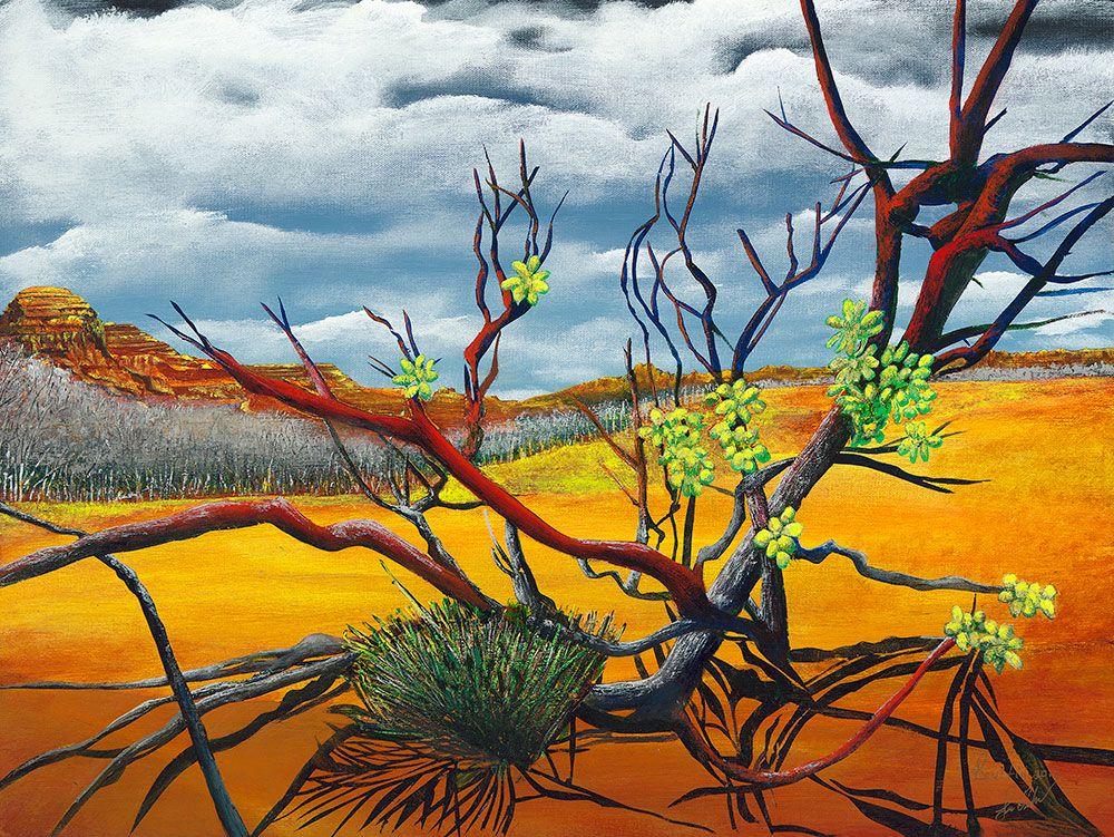 Sedona by  Lee Oskar - Masterpiece Online