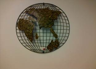 Western Hemisphere (O) by   Unknown - Masterpiece Online