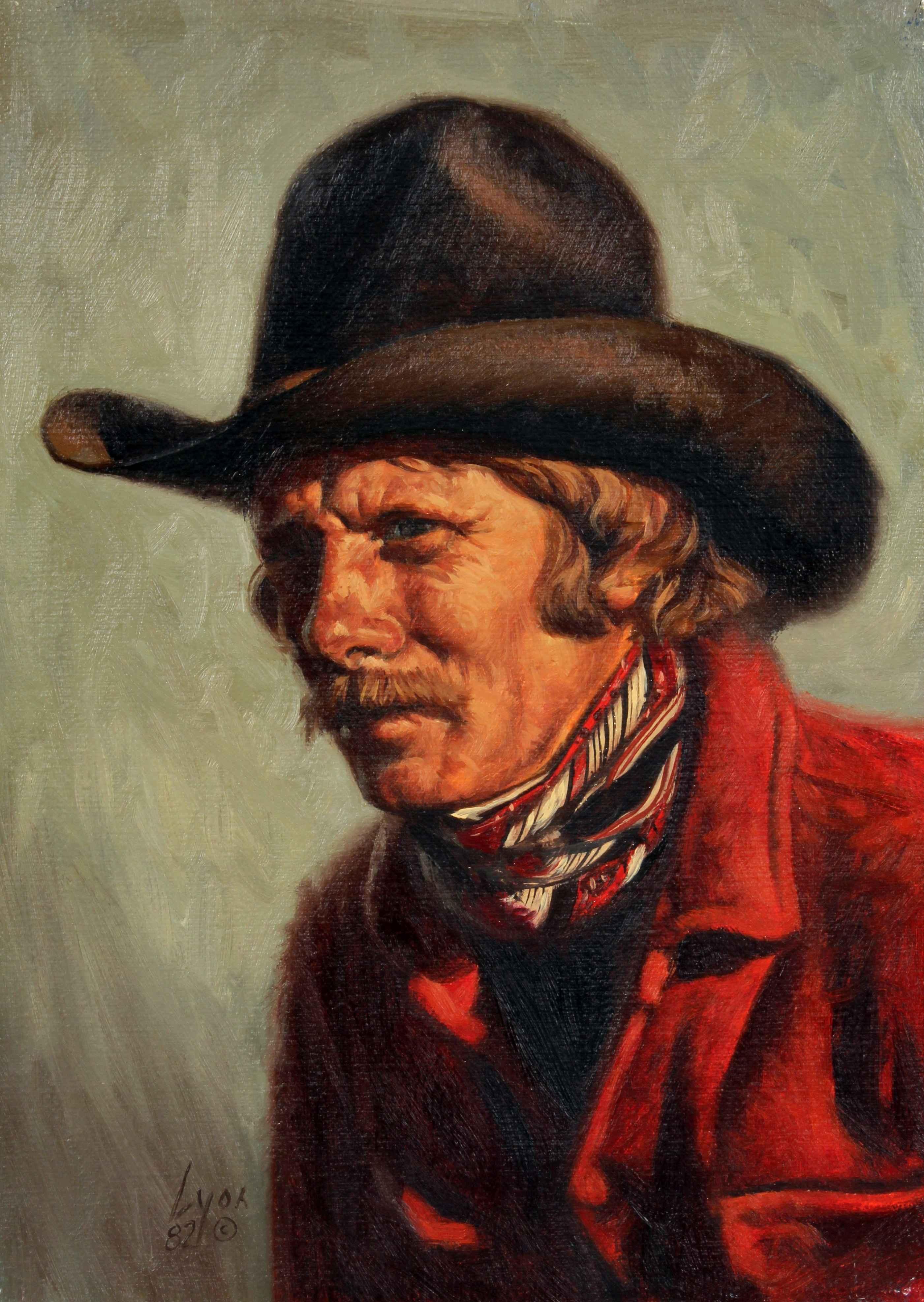 John  by  Harold Lyon