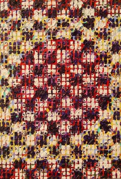 Studio Grid #6 by  Aaron Karp - Masterpiece Online