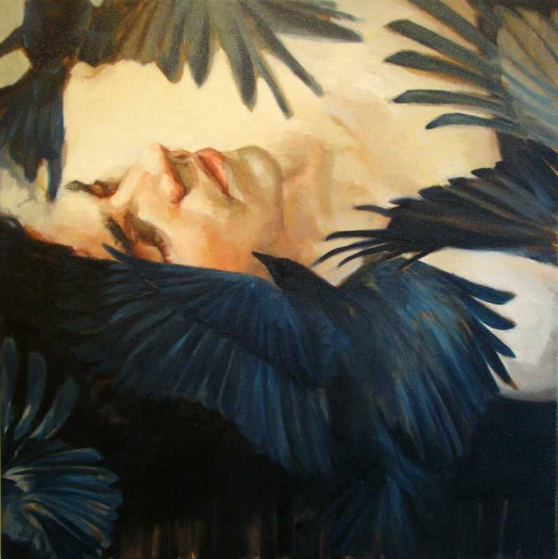 Bird Attack III by  Meghan Howland - Masterpiece Online