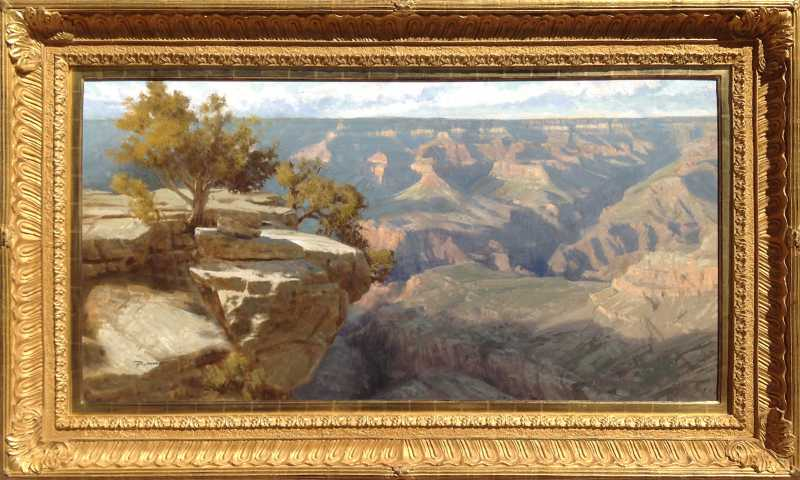 Canyon Shadows by  Phill Nethercott - Masterpiece Online