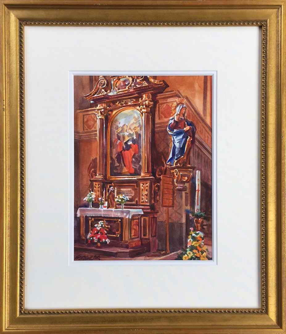 Austrian Altar by Mr. & Mrs. Gerald Fritzler - Masterpiece Online
