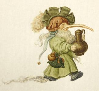 Gnome II  by  Andren And Olga Dugin