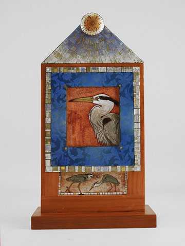 Sun Heron House by  Kathleen Wilcox - Masterpiece Online