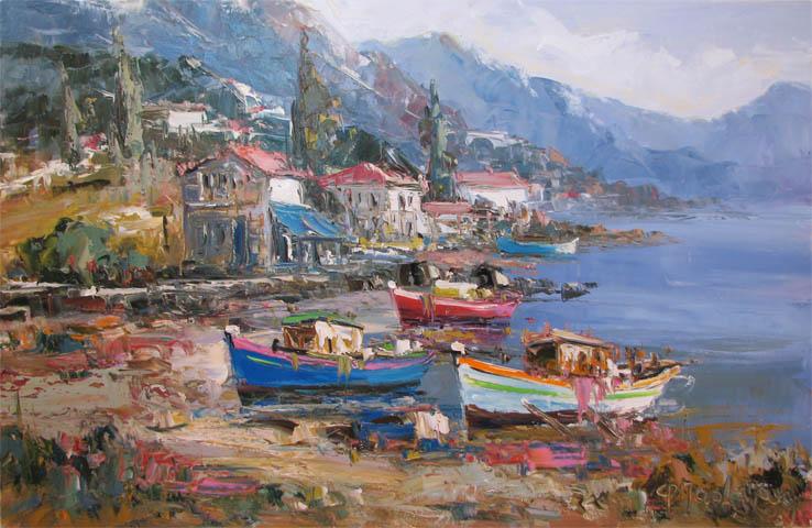 Volos by  Fani  Parlapani  - Masterpiece Online