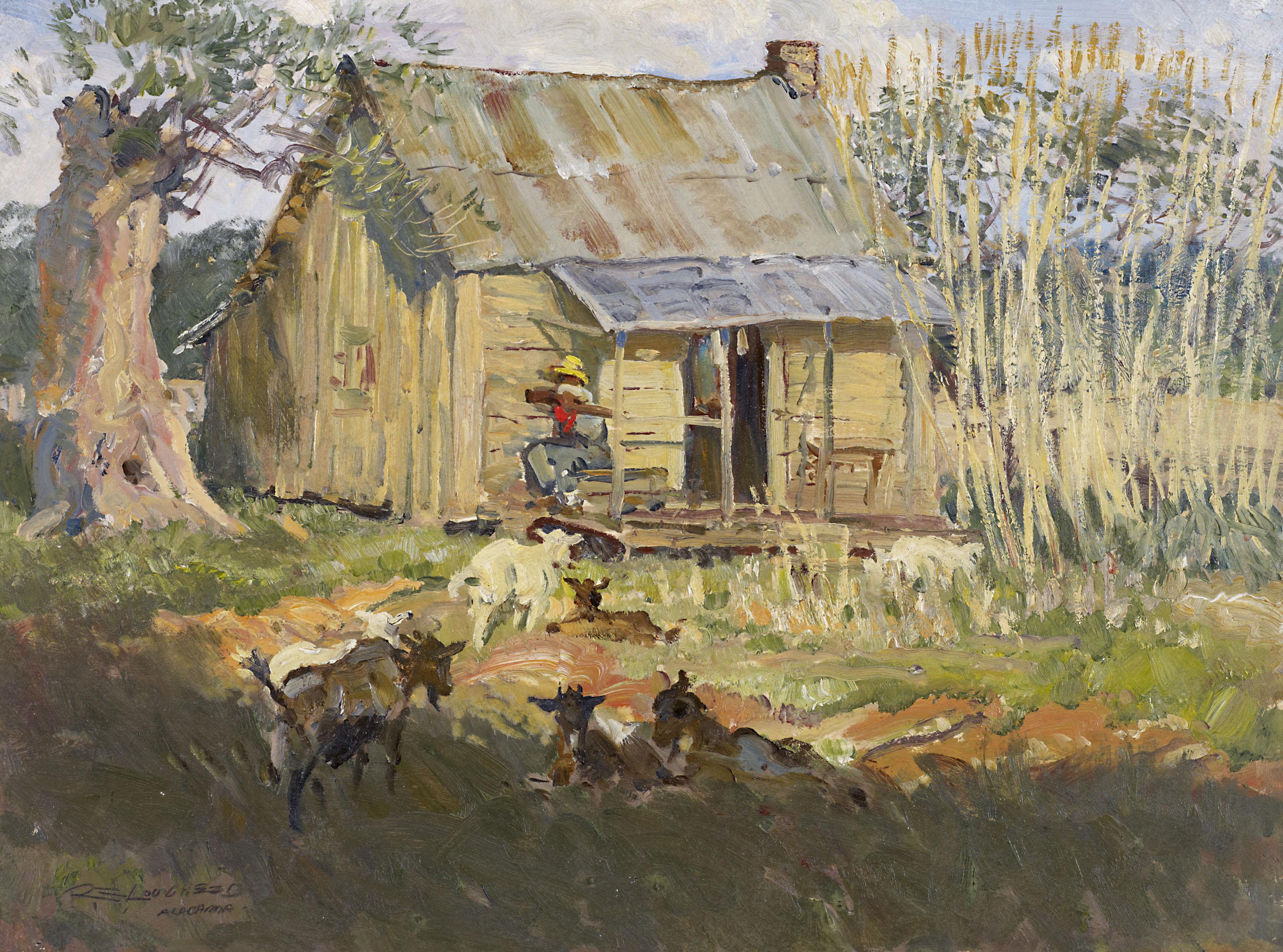 Alabama Daydream by  Robert Lougheed - Masterpiece Online